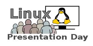 Linux Presentation Day Logo